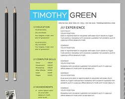 Brilliant Ideas Free Creative Resume Templates Word Creative Resume