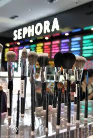 makeup brush set collections sephora sunway pyramid
