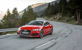 2018 audi rs5.  rs5 2018 audi rs5 coupe first drive  review to audi rs5
