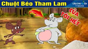 1️⃣CHUỘT BÉO THAM LAM | Phim Hoạt Hình | Truyện Cổ Tích | Khoảnh Khắc Kỳ  Diệu 2020 | Phim Hay 2020 ™️ Hayhd.vn