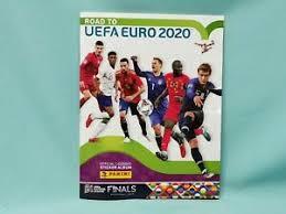 The official uefa euro 2020 online store. Panini Road To Uefa Euro 2020 Sticker Album Leeralbum Sammelalbum Em Ebay