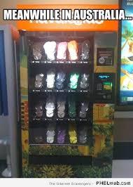 Vending Machine Meme Extraordinary 48aussievendingmachine PMSLweb