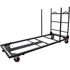 office trolley cart. Lorell Blow Mold Rectangular Table Trolley Cart LLR65956 Office Trolley Cart