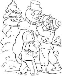 Small Picture 46 best Winter images on Pinterest Coloring pages Coloring