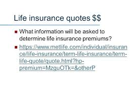 Metlife Term Life Insurance Quote Life Insurance Quote Plus Life Unique Metlife Life Insurance Quote