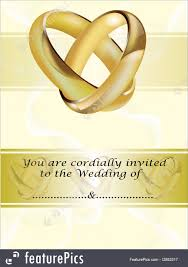 gold rings wedding invitation templates wedding invitations wedding ring vectors photos and psd s