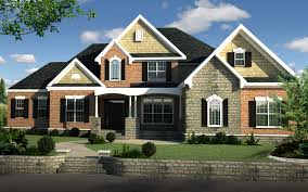 Fiffy (3500 Square Feet; 5 Bedroom, 4.5 Bath, Master On Main, And Side  Entry 3 Car Garage)