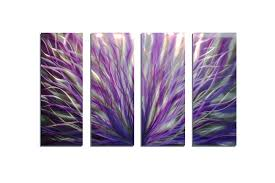 radiance purple 36x63 abstract metal wall art contemporary modern decor on lavender colored wall art with radiance purple 36x63 abstract metal wall art contemporary modern