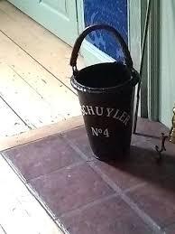 fireplace bucket mansion fireplace bucket copper fireplace ash bucket