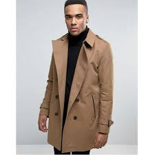 10 of the best men s trench coats from high fashion to high street men