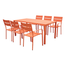 12 Seat Outdoor Dining Table Modern Outdoor Dining Sets Allmodern