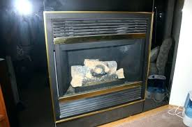 gas fireplace troubleshooting flame goes out pilot light services wont spark off