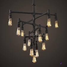 flexible 6 tiers downward black led linear pendant chandelier takeluckhome com