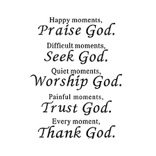 Quote Sign Interesting Amazon Lankey Wall Vinyl Decal Quote Sign Christian Praise God