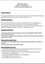Best Simple Resume Format Top Simple Resume Format Job Simple Job ...