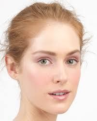 Dark Eyes Light Lips Makeup 6 Natural Wedding Makeup Looks For Your Big Day Martha
