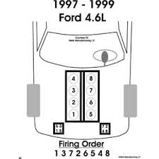 solved firing order for f coil packs fixya need the firing order for the spark plug wires to the coil pack for a 97 ford f150 4 6 wiring diagram