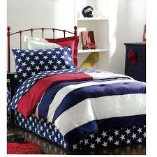 american flag bedding design