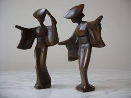 modern figurines