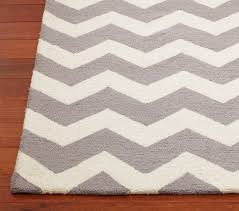 gray chevron rug
