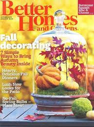 Small Picture Better Homes Gardens Magazine Magazinescom Blog