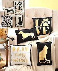 cool couch pillows. Wonderful Couch Unique Throw Pillows Reversible Pet Lovers Metallic Accent Cool  Couch  In Cool Couch Pillows