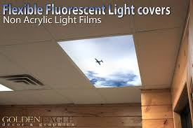 How To Take Off Fluorescent Light Cover Small Cessna Plane 2ft X 4ft Drop Ceiling Fluorescent