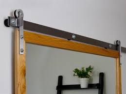 Mini Barn Door Hinges Modern — Derektime Design : Install ...
