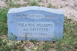 Eula Mae Griffith Meadows (1905-1944) - Find A Grave Memorial