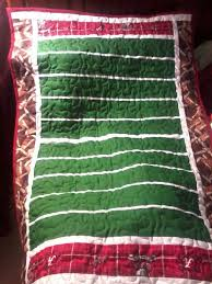 38 best Sports theme quilt images on Pinterest | Colleges, Craft ... & Football Theme Quilt by HandmadeQuiltsByMel on Etsy, $95.00 Adamdwight.com