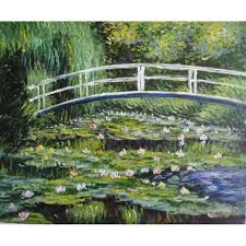 claude monet oil paintings water lily pond hand painted replica of the original s