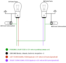 side marker lights wiring diagram explore wiring diagram on the net • daniel stern lighting consultancy and supply rh danielsternlighting com marker light wiring eot wiring led lights