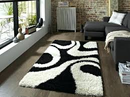 gy black and white area rug all about rugs gy black and white area rug black