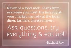 Favorite Quote Gorgeous 48 Of Our Favorite Food Quotes Chowhound