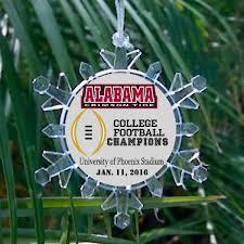 Crimson Tide Christmas Lights Amazon Com Alabama Crimson Tide Football National