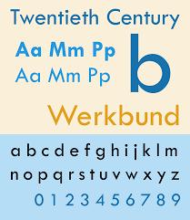 Twentieth Century Typeface Wikiwand