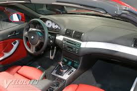 bmw m3 2004 interior.  Bmw 2004 BMW M3 Interior With Bmw O