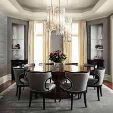 gray dining room table. 25 Gray Dining Room Design Ideas In Table 18 L