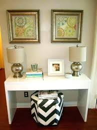 how to decorate entryway table. How To Decorate Entryway Table Small Foyer Decorating Ideas