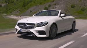 2018 mercedes e class white. 2018 mercedes-benz e-class cabriolet - diamond white footage mercedes e class