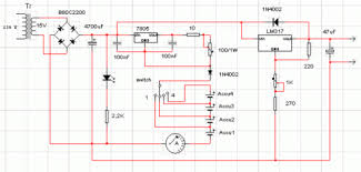 batteries charger  amp  psu   ideal for digital cameras circuit   the    circuit diagram  this circuit was created for digital cameras