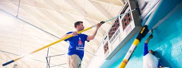 in 2016 nearly 4 000 sherwin williams employees completed more than 275 community projects around the u s and canada employees selected valued community