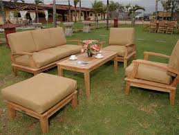 furniture excellent outdoor wood patio furniture with coyote brown fabric for outdoor seat covers and small brown covers outdoor patio