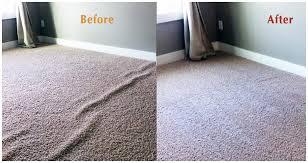 carpet cleaning carpet stretching