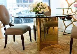 round metal dining table abbot round metal dining table interiors stockton round metal dining table