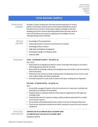 Line Cook Resume Examples Skills Best Of Cover Letter Objective With