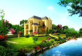 Background House on HipWallpaper ...