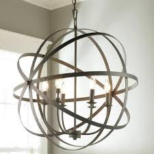 large iron chandelier metal frame chandeliers circular round