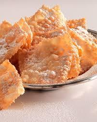 Chiacchiere di Carnevale ricetta originale - La Cucina Italiana