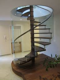 Image of: Modern Spiral Staircase Picture